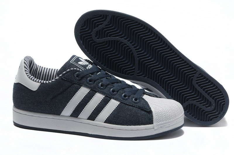 detailed look 43feb 4a960 Adidas Superstar 80S Homme