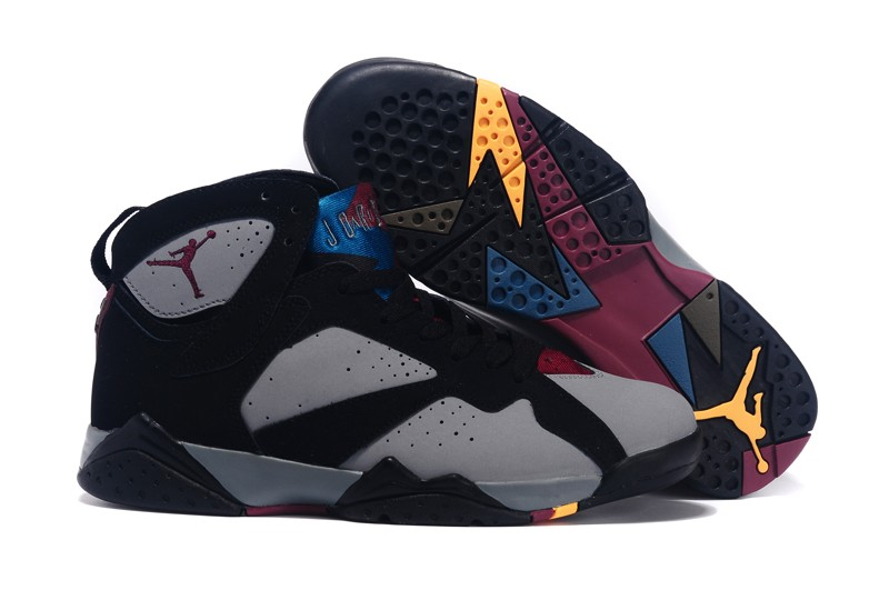 nike air jordan 7 bordeaux